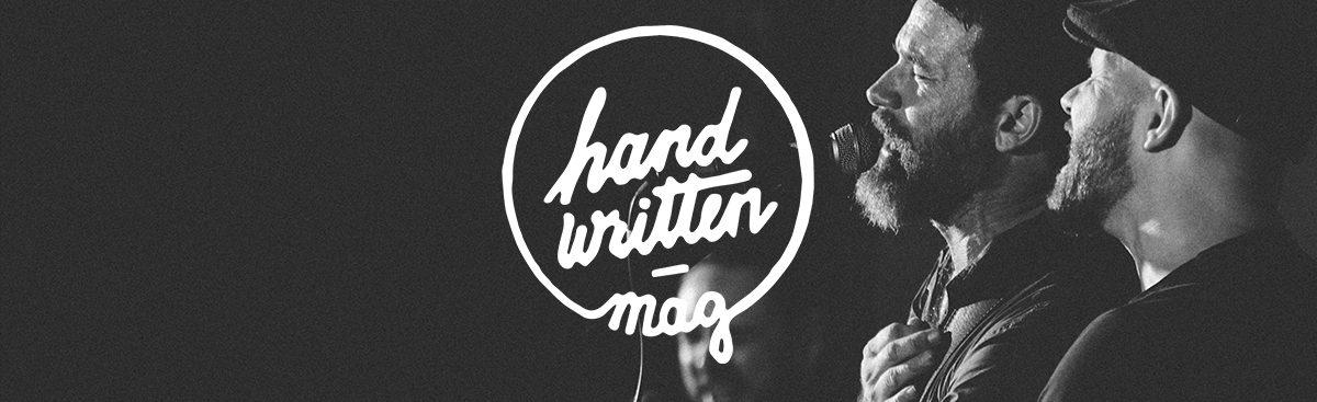 HandwrittenMag logo